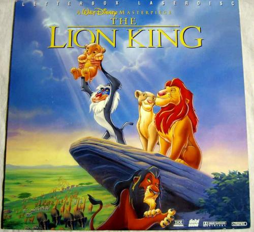 The Lion King Video Disney Wiki
