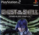 Ghost in the Shell: Stand Alone Complex (video game)