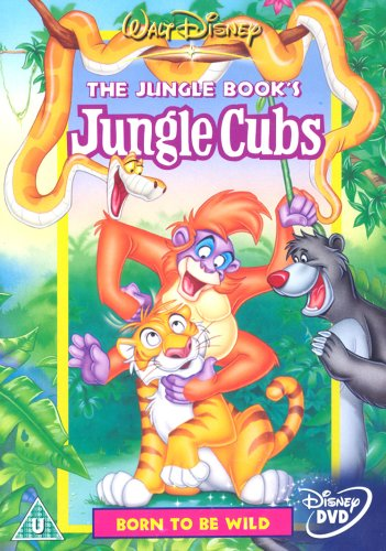 Jungle Cubs Videography Disney Wiki