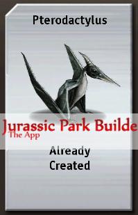 Jurassic Park Builder Pterodactylus Los Pterodactylus habitaban en