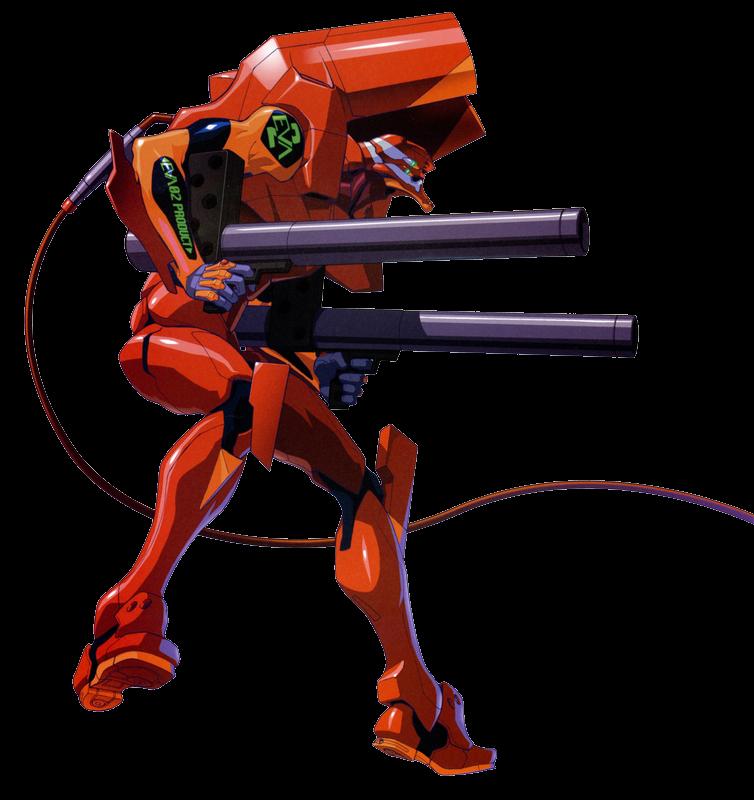 Evangelion Unit-02 - Neon Genesis Evangelion Wiki