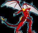 Dan Kuso's Helix Dragonoid