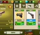 Secondary Weapons