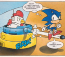 Clucker (Sonic the Comic)