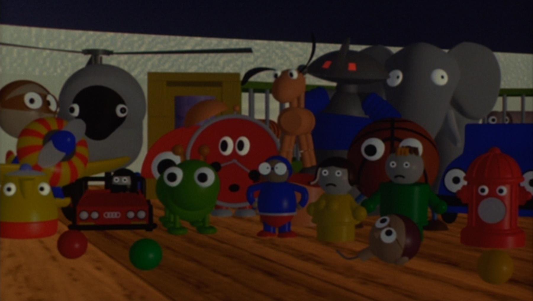 Billy S Toys Pixar Wiki Disney Pixar Animation Studios