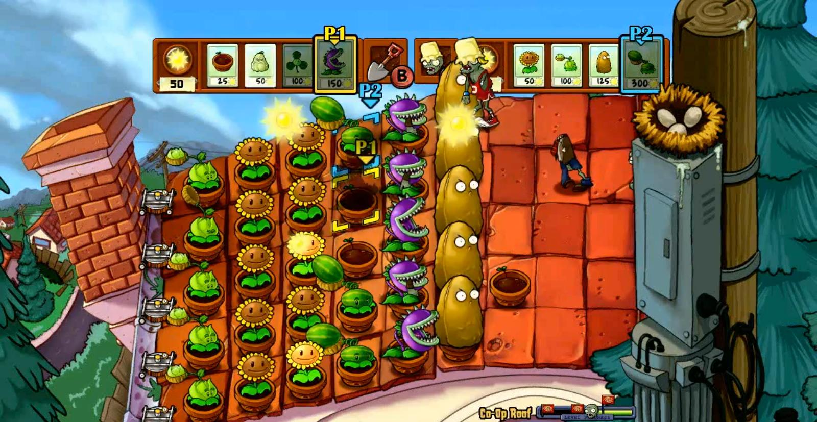 plants vs zombie full version torrent