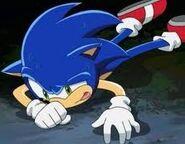 Sonic the hedgehog sonic x