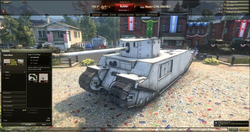world of tanks is