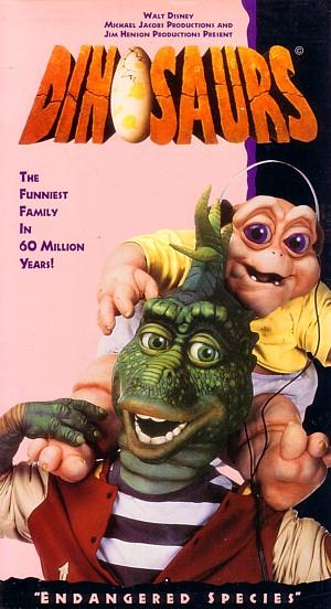 Dinosaurs Videography Disneywiki