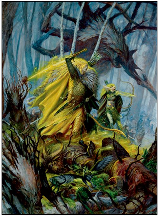 [Warhammer Fantasy Battle] Images diverses - Page 2 Weakest_Warhammer_Wood_Elf_Army