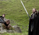 Valyrian steel blades
