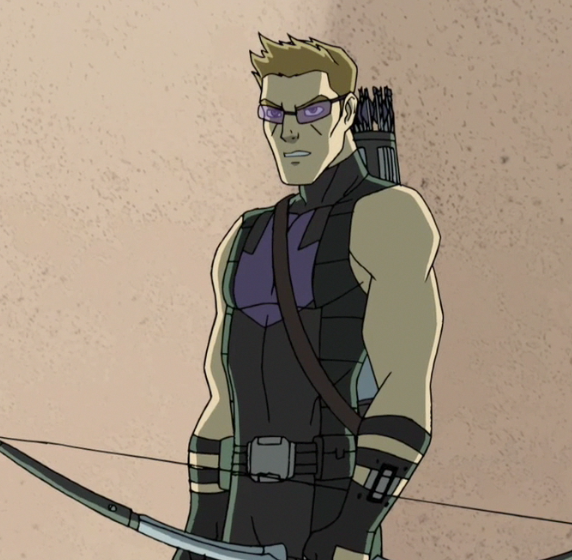 Hawkeye s Bow and Trick Arrows are the main weapons of the archer of    Hawkeye Avengers Bow And Arrow