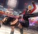 Jacky Bryant/Dead or Alive 5 Ultimate command list