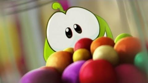 Om Nom Stories Candy Can (Episode 8, Cut the Rope)