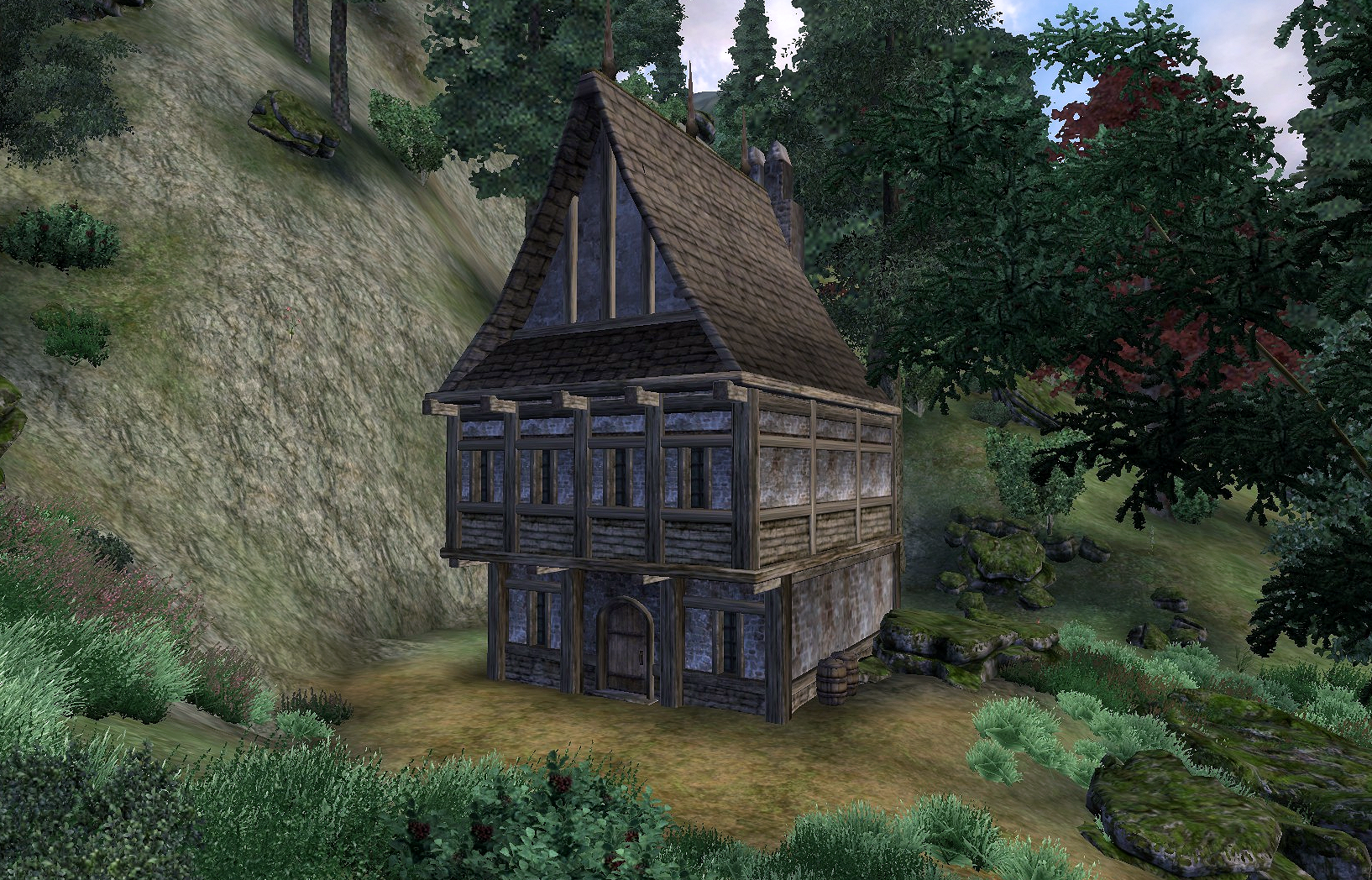Isolated House The Elder Scrolls Wiki
