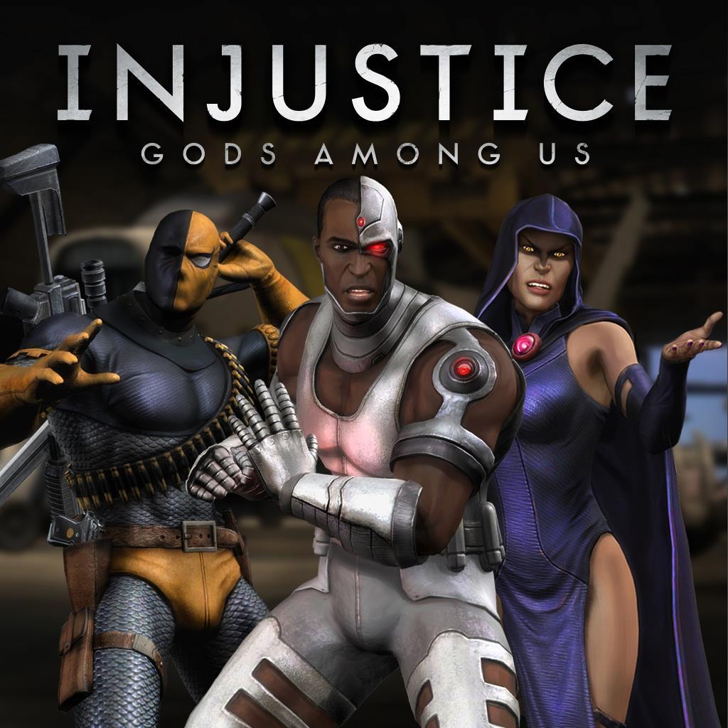 Deathstroke Wallpaper Hd Injustice Gods Among Us