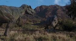Tyrannosaurus-fa