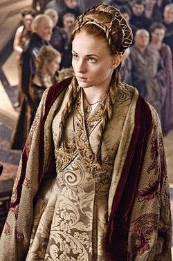 Second sons marriage sansa
