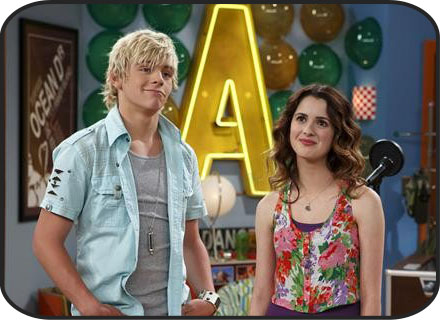 ☆Austin And Ally☆ - Magazine cover