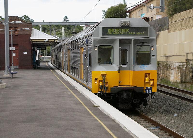 sydney train fleet - photo#11