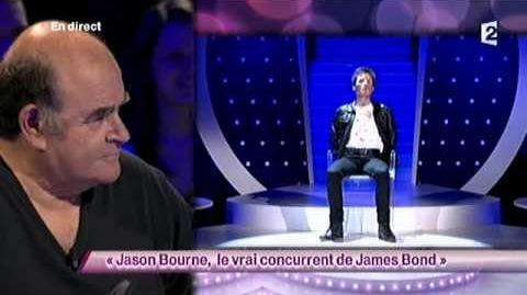 Jason Bourne, le vrai concurrent de James Bond