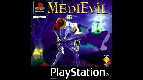 Medievil Soundtrack - Cemetery hill