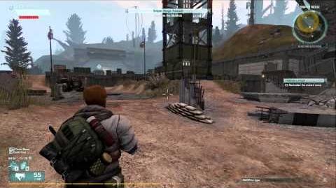 Sniper's Ridge, Main Mission 4 - Defiance MMO