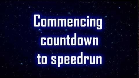 Speed Oddity (Parody)