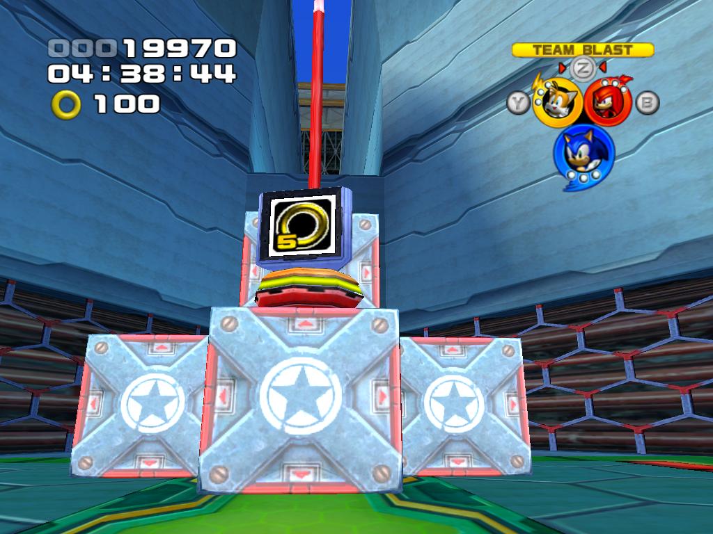 Top 5 objetos más especiales del universo Sonic Sonic_Heroes_Item_Box