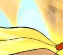 Stella's Solar Flare