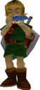 Link tocando la Ocarina del Tiempo MM.png