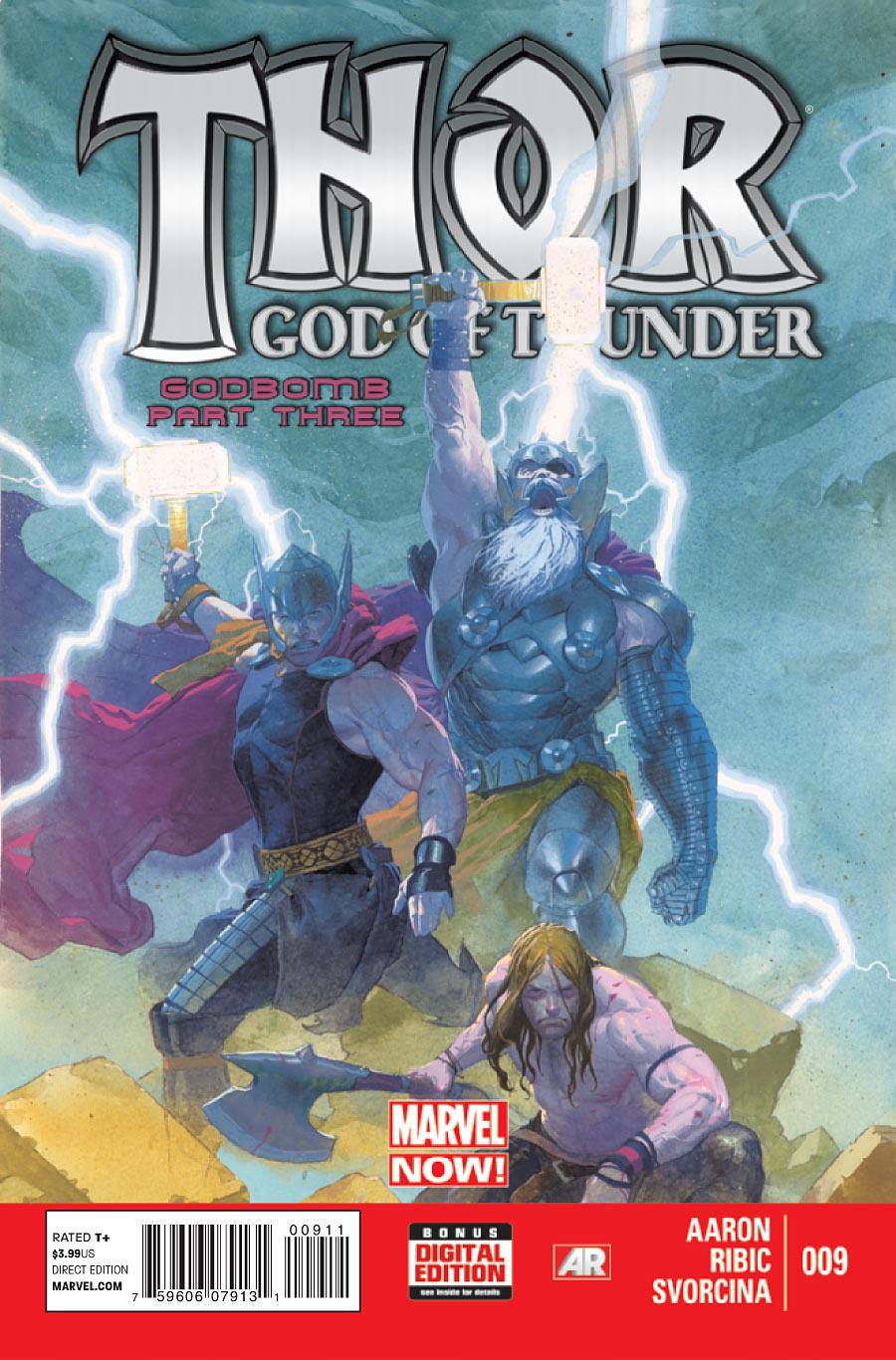 Thor: God of Thunder Vol 1 9 - Marvel Database - Wikia  Thor
