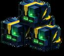 Coiled Lockbox