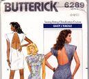 Butterick 6289 A