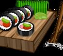 Sushi al Agua