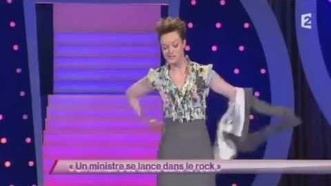 Un ministre se lance dans le rock
