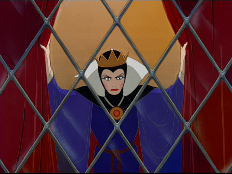 La reine blanche neige wiki walt disney le monde - Blanche neige mechante reine ...