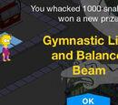 Gymnastic Lisa