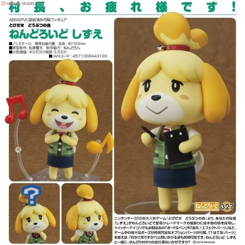 Isabelle Animal Crossing Wiki Wikia