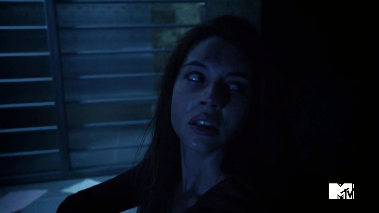 Cora Hale Werewolf