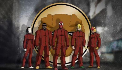 Nova ultimate spider man wiki - photo#25