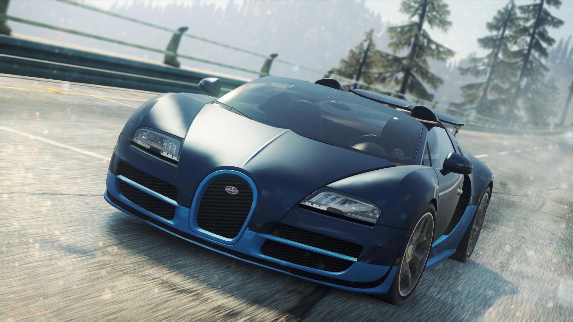 bugatti veyron grand sport vitesse at the need for speed wiki need for speed series information. Black Bedroom Furniture Sets. Home Design Ideas