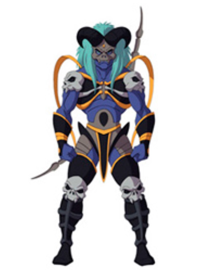 Cursed Archer Huntik Wiki Wikia