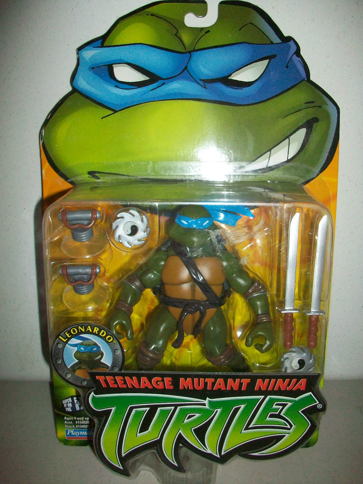 Teenage Mutant Ninja Turtles 2003 Toys : The gallery for gt tmnt toys