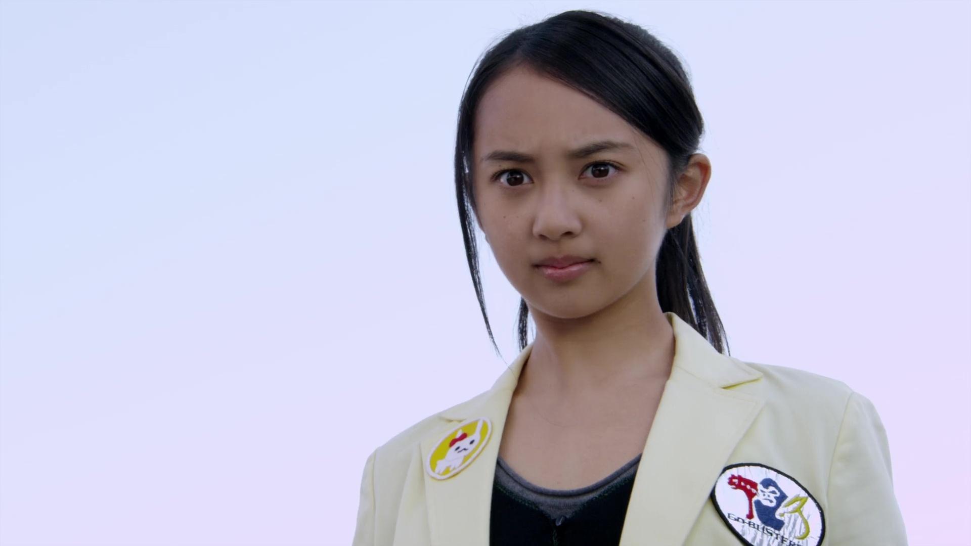 Yoko Usami (V-Cinema) - RangerWiki - the Super Sentai and ...