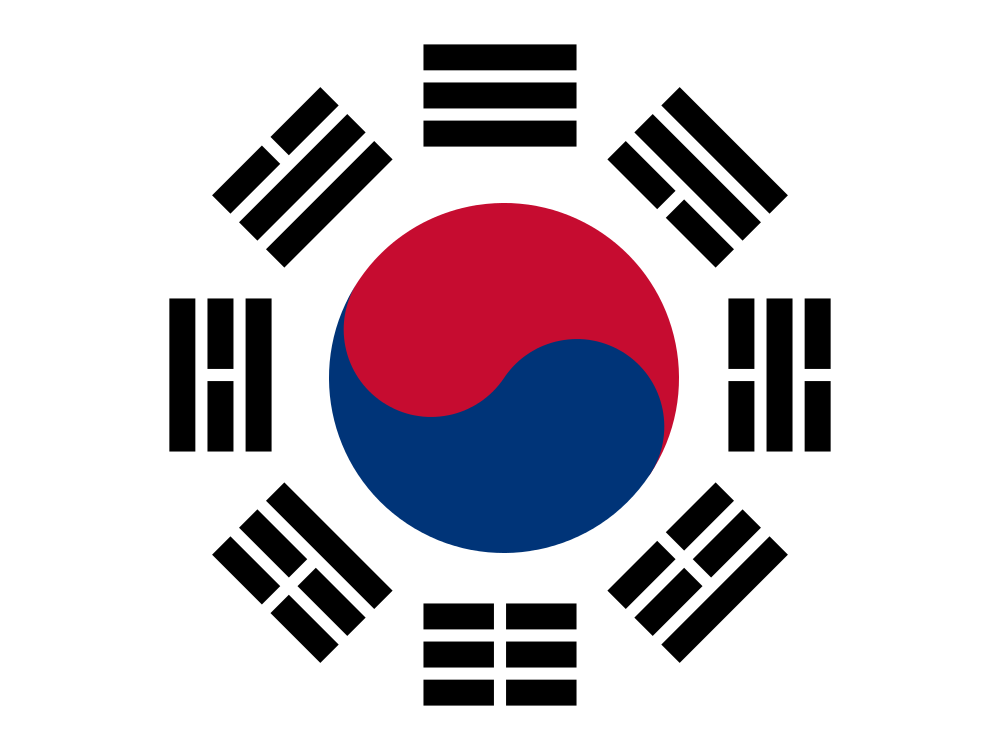 Image Flag Of Korea World The Rising Sunpng
