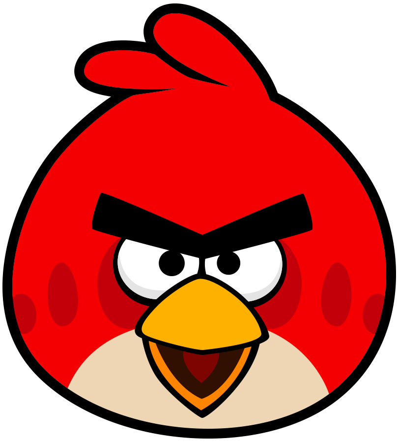 user red angry bird wikia community central. Black Bedroom Furniture Sets. Home Design Ideas