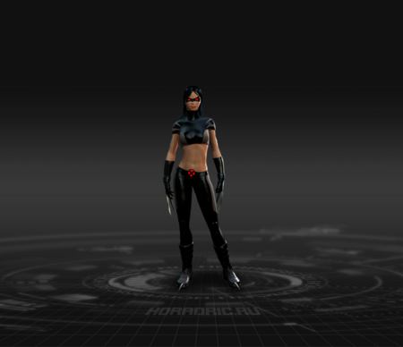 x 23 costume  how to obtain unlocked