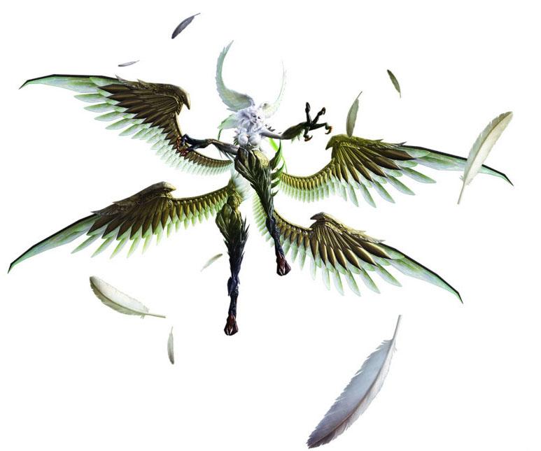 Kurogan clan Hawk Summons(WIP) Garuda_XIV_CG