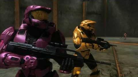 Red vs. Blue: Relocated Part Four